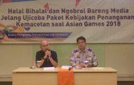 Paket Kebijakan Transportasi untuk Dukung Asian Games Siap di Uji Coba