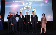 Bank DKI Raih Penghargaan The 1st Trendsetter e-Money dari Infobank