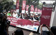Jiwasraya Berangkatkan 1000 Pemudik Gratis