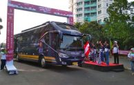 Djakarta Lloyd Berangkatkan 500 Pemudik Gratis