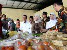 Berkat Program Kemendes, Pasar Desa Waru Demak Kini Beromzet 142 Juta perhari