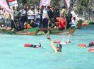 Torch Relay Asian Games 2018, BNI Wujudkan Kirab Obor di Raja Ampat,  Akrabkan yap! Di Papua