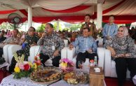 Peringatan Harkopnas ke-71 di Jabar dimeriahkan Teleconference Meliadi Sembiring dengan dengan Koperasi di Bogor