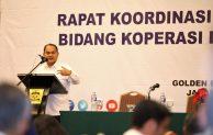 Rakortas Kemenkop dan UKM, Temanya Masih Seputar Koordinasi Pusat Daerah