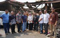 Kemenkop dan UKM akan Kucurkan Bantuan WP kepada Pedagang Korban Kebakaran Pasar Gedebage