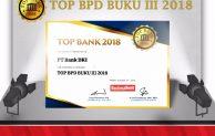 Catatkan Kinerja Keuangan Positif, Bank DKI Raih 3 Penghargaan Sekaligus