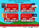 Perluas Kegunaan KJP dan KJMU, Bank DKI Gandeng Bhinneka