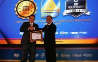 Bank DKI Raih Penghargaan Top Bank Bidang Fintech – Transaksi Non Tunai