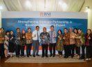 Perkuat Ekspor Indonesia, BNI Rangkul Mitra Bisnis di Singapura