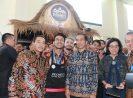 Presiden Jokowi Bersama Para Menteri Kabinet Kerja Apresiasi Kopi Solidaritas