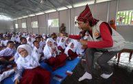 Pemulihan Fasilitas Pendidikan, BNI Bangun Rukatara di Sulawesi Tengah