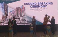 Membangun Pelayanan Kesehatan Berkualitas,  Ground Breaking Ceremony  MANDAYA ROYAL HOSPITAL PURI