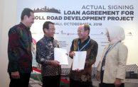 BNI Turut Biayai Proyek Tol Ruas Tol Trans Sumatera Hutama Karya Ruas Terbanggi Besar – Kayu Agung