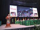 Menteri Puspayoga Ajak Lulusan Unas Jadi Pengusaha