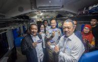 Jalur Kereta Bandung – Tasikmalaya Kembali Aktif, BNI Berikan Promo