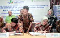 BNI Turut Biayai Ruas Tol Jakarta Cikampek II Selatan