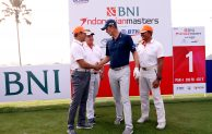 BNI Kembali Wujudkan Turnamen Pro-Am Indonesian Masters 2018