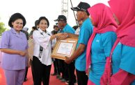 Peresmian Kampung Nelayan Teknologi Warnai Baksos Dharma Pertiwi