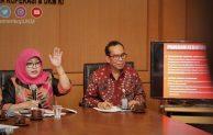 Peresmian RUSARI Warnai Festival Sarung Indonesia
