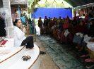 Anggota OASE Kunjungi Desa Batik Podhek, Pamekasan Madura