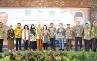 Menkop dan UKM Puspayoga Dukung Desa Batik Podhek Jadi Destinasi Wisata Baru