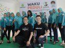 Wakuliner Bantu Anak dan Keluarga Dhuafa Lewat Waku-Peduli