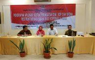 Kemenkop dan UKM Lakukan Restrukturisasi UMKM di Wilayah Bencana
