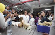 Presiden RI Jokowi Berharap Pasar Badung Jadi Pusat Heritage Warisan Budaya
