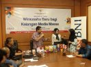Media Massa Didorong  Jadi Wirausaha Baru