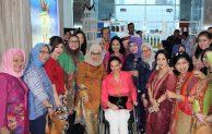 Kunjungi Smesco, Wapres Argentina Terkesima Melihat Kerajinan Indonesia