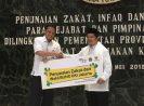 Bank DKI Penyumbang Zakat Terbesar BUMD DKI Jakarta Tahun 2018