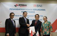 Gandeng Kyodai,BNI Genjot Kinerja Remitansi dari Jepang ke Indonesia