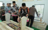 Insan Koperasi Ziarah ke Makam Perintis Koperasi Raden Aria Wiraatmadja