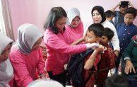DWP Kemenkop dan UKM Lakukan Baksos ke PA Anak Yatim dan Dhuafa