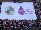 Selebrasi Baliho Besar Warnai Harkopnas ke – 72 di Kemenkop dan UKM