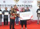 Dukung Program Pengembangan Kewirausahaan, Bank DKI Gelar Akad Kredit Massal