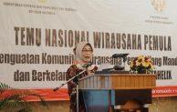 Temu Nasional Wirausaha Pemula Dorong WP Tingkatkan Daya Saing