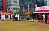 Kenakan Pakaian Adat, Pegawai Kemenkop dan UKM Peringati HUT Kemerdekaan RI ke -74