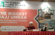 Ajang Terlengkap Umroh, Haji Khusus dan Wisata Muslim:  AMK-BNI SYARIAH GELAR ISLAMIC TOURISM EXPO 2019