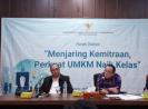 Jika 10% UKM Naik Kelas, Pertumbuhan Ekonomi Indonesia Bisa Capai 6,5 %