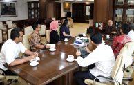 Menkop dan UKM Bersama Stafsus Presiden Bahas Pengembangan Produk UMKM
