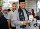 Bank DKI Dukung Perumda Pasar Jaya,  Terapkan Transaksi Non Tunai di Kawasan Kuliner Taman Jajan JakOne Thamrin 10