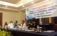 Nurdin Halid Umumkan Kepengurusan Dekopin 2019-2024