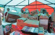 Sinergi BUMN Ringankan Derita Korban Banjir Lebak