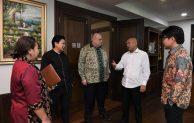 Kemenkop dan UKM bersama Yayasan bambu Lestari Akan Bangun Seribu Desa Bambu