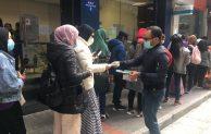Pemerintah melalui BUMN terkait membantu masyarakat Indonesia di Hongkong
