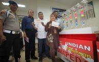 Gandeng Bank DKI, Asbanda Gelar Undian Nasional Tabungan Simpeda ke 30