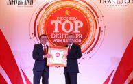BNI Syariah Raih The Best Top Digital Public Relations Award 2020