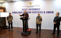 LPDB-KUMKM Targetkan 4,8 Juta UMKM Mendapat Dana PEN Rp1 Triliun