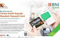 Transaksi Kartu Kredit BNI Syariah Wajib Pakai Pin